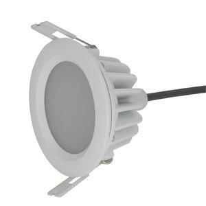 Image 2 - 4 cái Driverless 5 wát 7 wát 9 wát 12 wát 15 wát 18 wát 20 wát 30 wát LED downlight AC 110 v 220 v IP65 Phòng Tắm Không Thấm Nước Thay Đổi Độ Sáng LED Trần Ánh Sáng Tại Chỗ