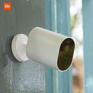 Image 3 - 2019 Xiaomi Mijia Xiomi Smart Wireles Camera IP65 Waterdicht Stofdicht 5100 Mah F2.6 Diafragma Infrarood Nachtzicht Cctv camera3