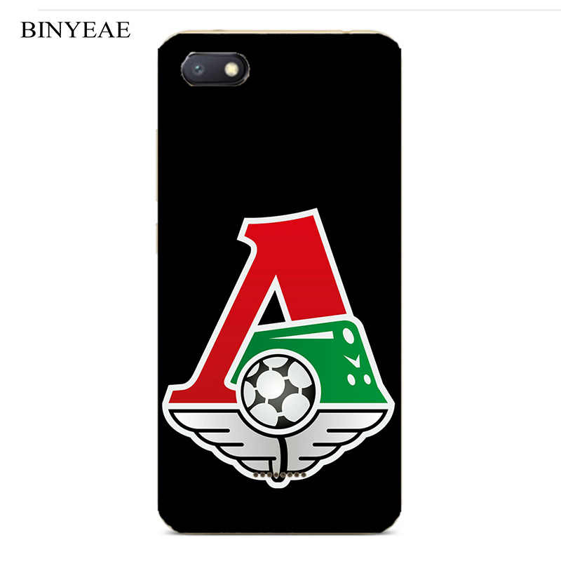 FC Lokomotiv Moscow Football Logo Painting Case For Xiaomi Redmi 4A 4X 5A 6 6A 4 Pro Smart Cell Phone Printed Cover