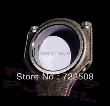 Para kawasaki zx1200r zxr900 zx10r zx11 gsxr sgb bielas viga H forjado boleto 4340 conrods de alto desempenho
