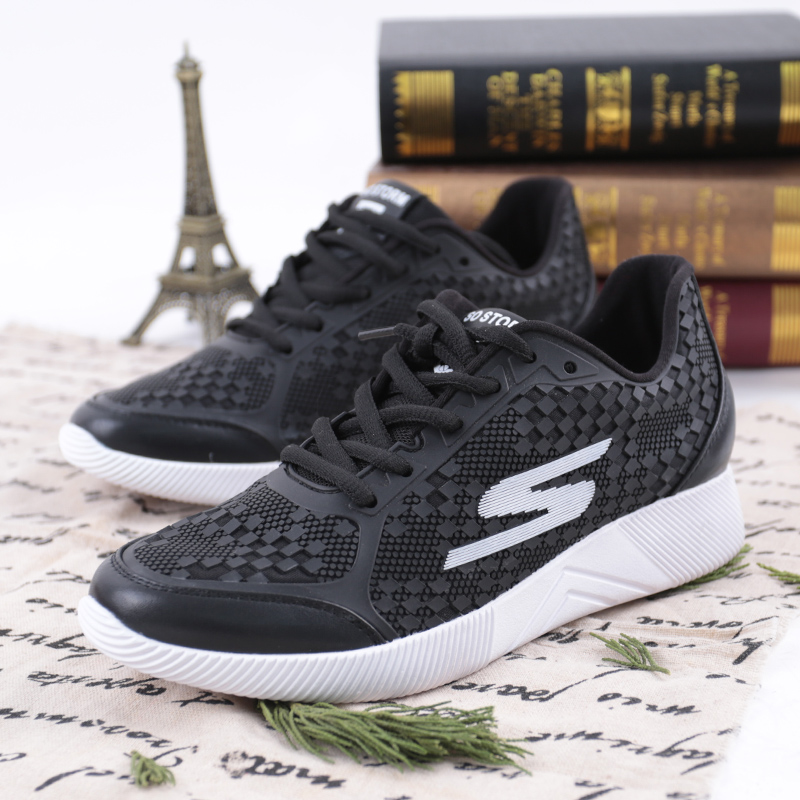 SHUANGFENG Brand White Wedges Platform Sneakers Women Shoes 2018 - Zapatos de mujer - foto 2