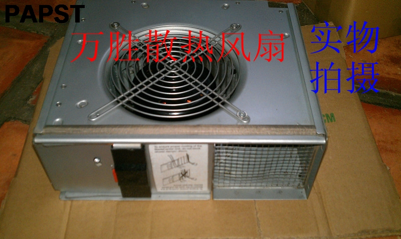 Original papst K3G180-AC40-07 200-240V 840W PN: 31R3337 server blower turbo