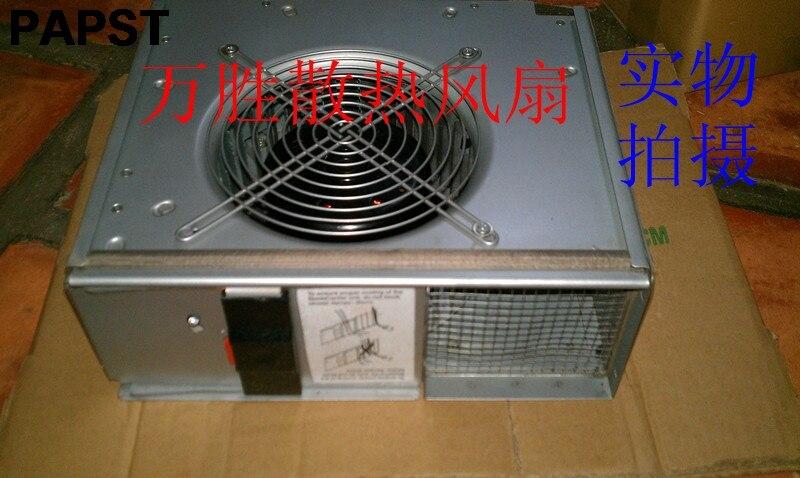 Original papst K3G180-AC40-07 200-240V 840W PN: 31R3337 server blower turbo voennoplennye v shaxterske 31 07 2014