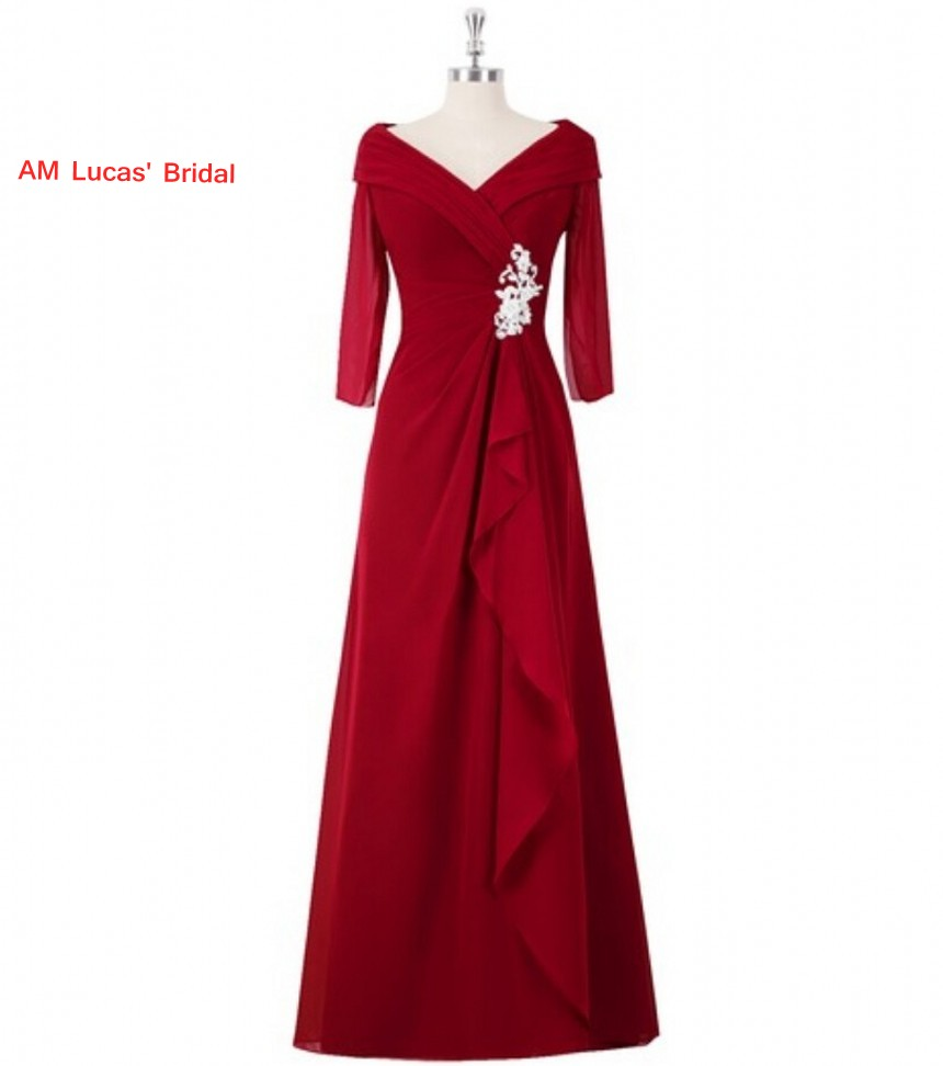 Aliexpress.com : Buy Simple Evening Dresses With Long