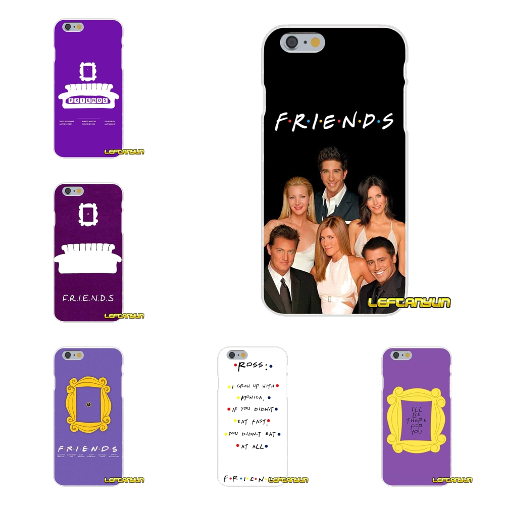 <font><b>Friends</b></font> <font><b>TV</b></font> <font><b>Show</b></font> Door Frame Soft Silicone <font><b>phone</b></font> <font><b>Case</b></font> For iPhone X 4 4S 5 5S 5C SE 6 6S 7 8 Plus