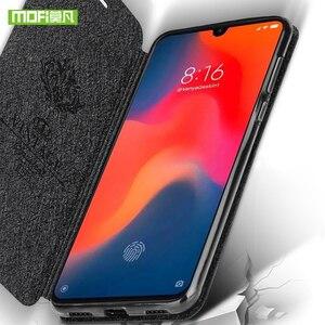 Image 3 - Mofi pour Xiaomi Mi 9se étui en cuir pour Xiaomi Mi 9 SE étui en silicone pour Xiaomi Mi 9 SE
