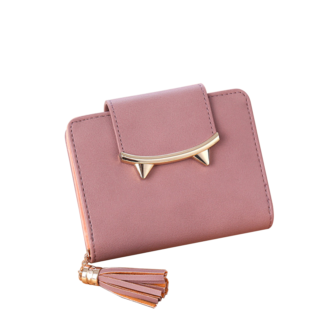 2018 Cute Cat Anime Leather Mini Wallet Clutch Female Purse Coin Card Holder Bag Women Trifold Slim Small Money Bags Baellerry cute women s wallet leather small wallet fashion credit card holder zip coin purse clutch handbags mini money bag hot sale page 3