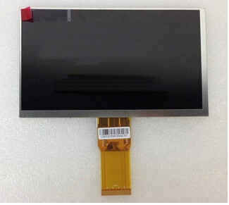 7 163*97MM 50pin LCD Display Matrix For PLAYPAD 3 Kids Tablet LCD Screen Replacement Panel Parts Free Shipping