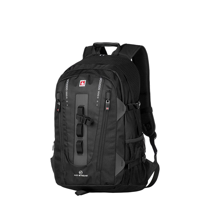 ad42ab0739 Swisswin travel laptop backpack for 15.6 inch notebook business bag brand  swiss multi use waterproof backpack case brand swe9972-in Backpacks from  Luggage ...