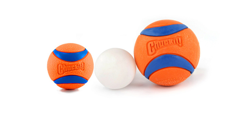 Rubber Ball Toy for dog