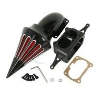 Спайк Воздухоочиститель наборы Впускной фильтр для Yamaha Roadstar Midnight Warrior 02 10 09 новый мотоцикл