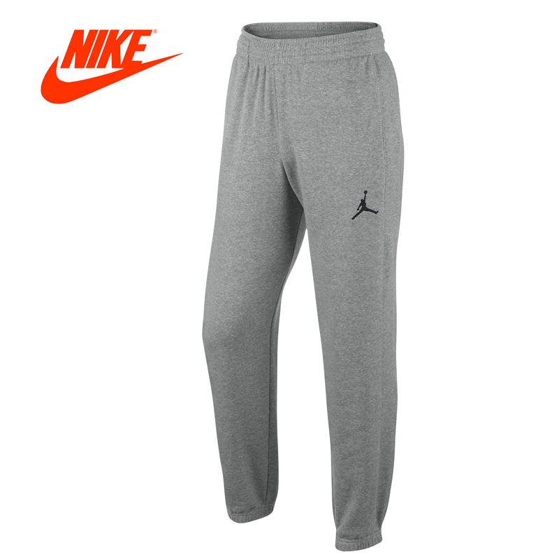 Original New Arrival Authentic NIKE Men's Cotton Full Length Pants Sportswear 577802-063 цена
