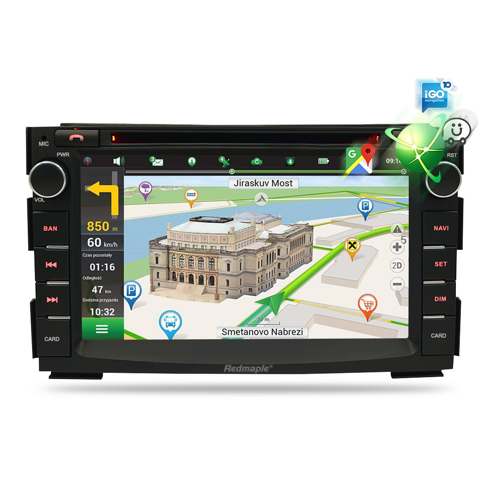 Video GPS Car 2012 12