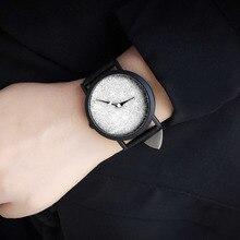 Zegarek damski z brokatem
