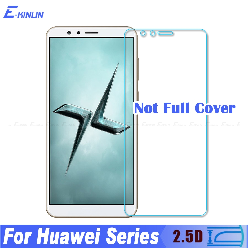 0.3mm 2.5D Protective Film Tempered <font><b>Glass</b></font> For <font><b>Huawei</b></font> <font><b>Honor</b></font> 9A 9C 9S 7S 7C <font><b>7A</b></font> 8S 8X 9X Premium Lite 8C 8A Pro Screen Protector image