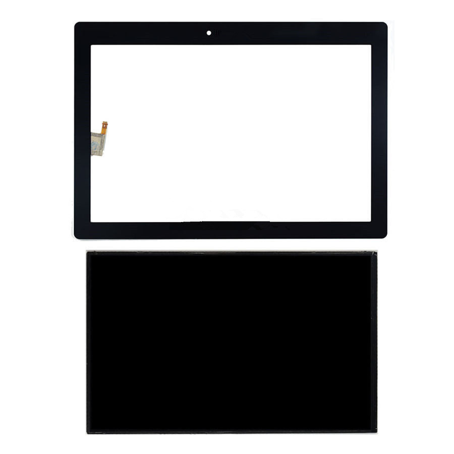 Touch Screen Digitizer Glass Sensor + LCD Display Panel Screen For Lenovo Tab 2 A10-30 TB2 X30F free tools tempered glass screen protector film for lenovo tab2 tab 2 a10 30 a10 30 x30f tb2 x30f x103f 10 1 tablet dust stickers