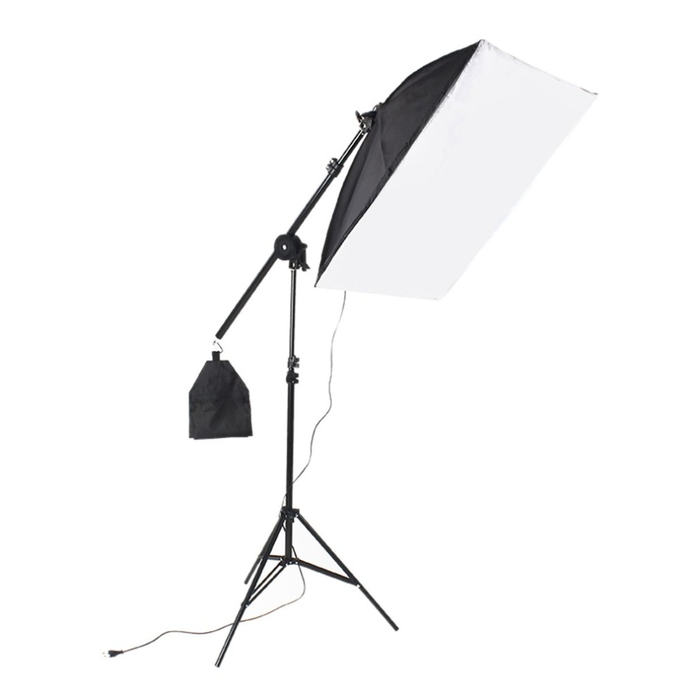 2m Photo Tent Combination Kit Lamp Stand softbox Photography background Soft Box Lighting Kit Shooting Photo Studio Accessories photography studio soft box continuous lighting kits 5 lamp head holder 2 softbox 2 light stand 2 45w bulbs 10 photo studio set