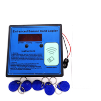 Access Parking Member ID EM Electric Door Key Card Copier Duplicator With 5pcs T5577 Cards And
