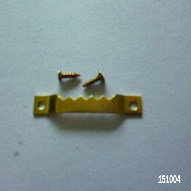50x de oro colgar cuadros pintura marco del espejo del diente de ...