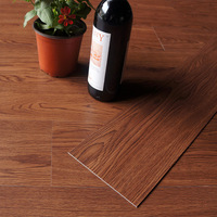 beibehang Wood grain PVC flooring Plastic floor home sheet Wear resistant thick plastic stone plastic floor 15.24cmx91.44cm