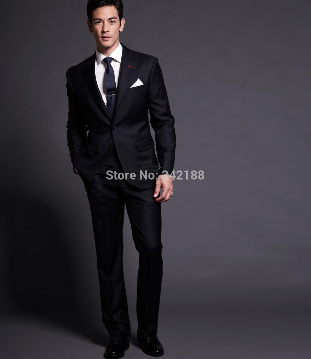 Custom Made Groom Tuxedos/men Suits/ Mens Complete Designer Tuxedo/Bridegroom Suit/wedding Wear Tailor-made/Men Wedding Suits