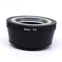 M42 FX Lens Adapter Ring Fit For M42 Mount Lens For Fujifilm X Mount Fuji X