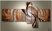 Modern Abstract Huge Oil Painting Canvas (no Framed) 093