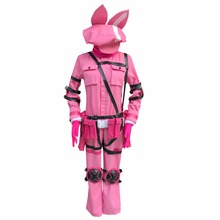 MBRAVER 2018 Sword Art Online Alternative GGO Cosplay Gun Gale Llenn Cosplay Costume
