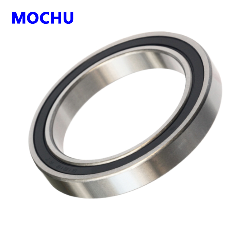 1pcs Bearing 6918 6918RS 61918 61918-2RS1 6918-2RS 90x125x18 MOCHU Shielded Deep Groove Ball Bearings Single Row 1pcs bearing 6318 6318z 6318zz 6318 2z 90x190x43 mochu shielded deep groove ball bearings single row high quality bearings