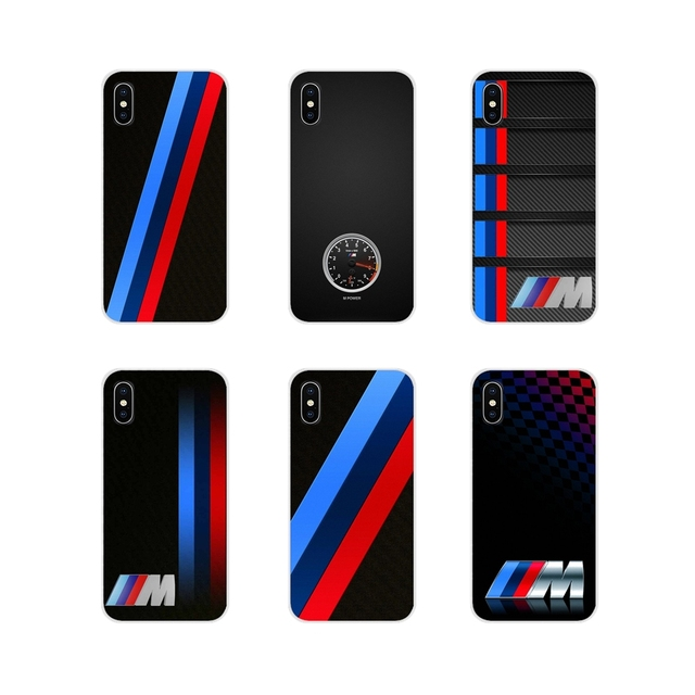 premium selection 11752 3b3ba US $0.99 |Aliexpress.com : Buy Accessories Phone Cases Covers Love Logo For  BMW M For Apple iPhone X XR XS MAX 4 4S 5 5S 5C SE 6 6S 7 8 Plus ipod ...