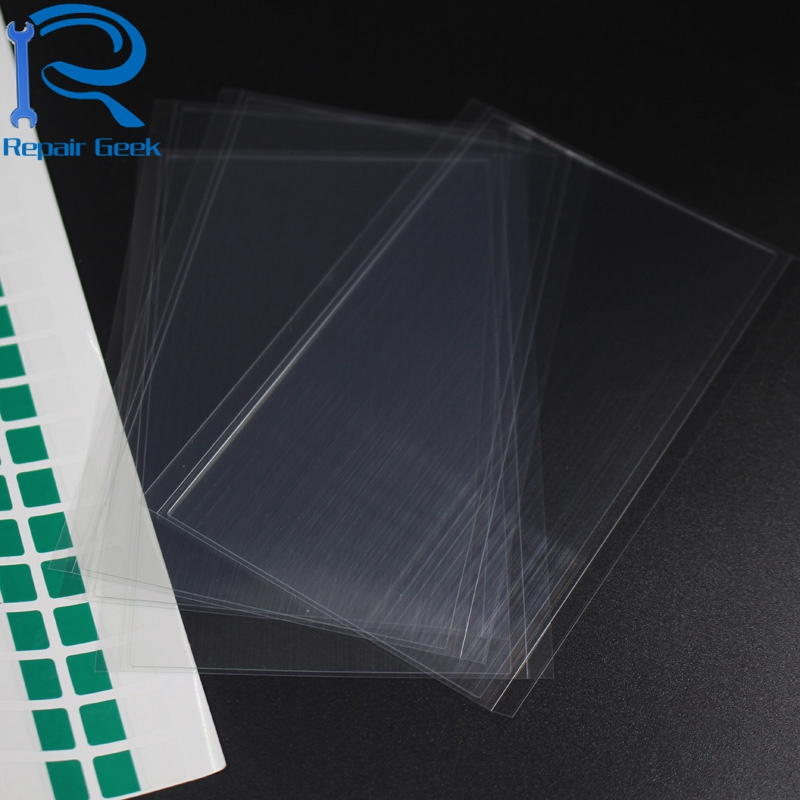 250 мкм OCA Оптический прозрачный клей для iPhone 8, 7, 6, 6s Plus, 5, 5c, 5S, OCA клей для сенсорного стекла, пленка для объектива с легким отрывом, 10 шт