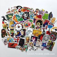 400PCS Funny Car Stickers on Motorcycle Suitcase Home Decor Phone Laptop Covers DIY Vinyl Decal Sticker Bomb Car Styling AR 12 7