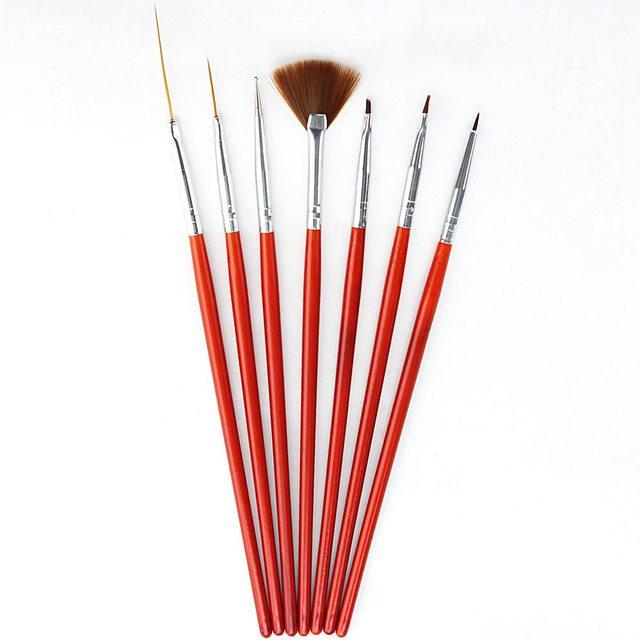 Nail Polish Paint Brush