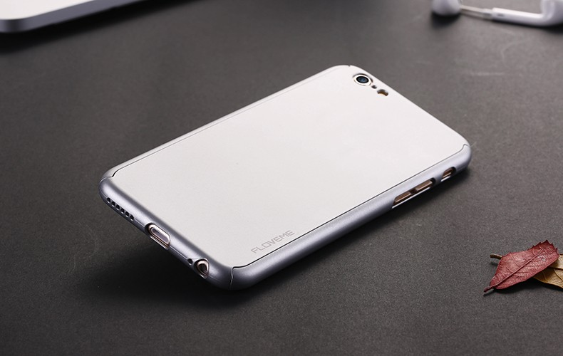 Floveme 6 s 7 plus armor screen protector 360 stopni case dla iphone 7 6 6 s dla iphone 6 6s 7 plus full chroń odporny na wstrząsy pokrywa 23