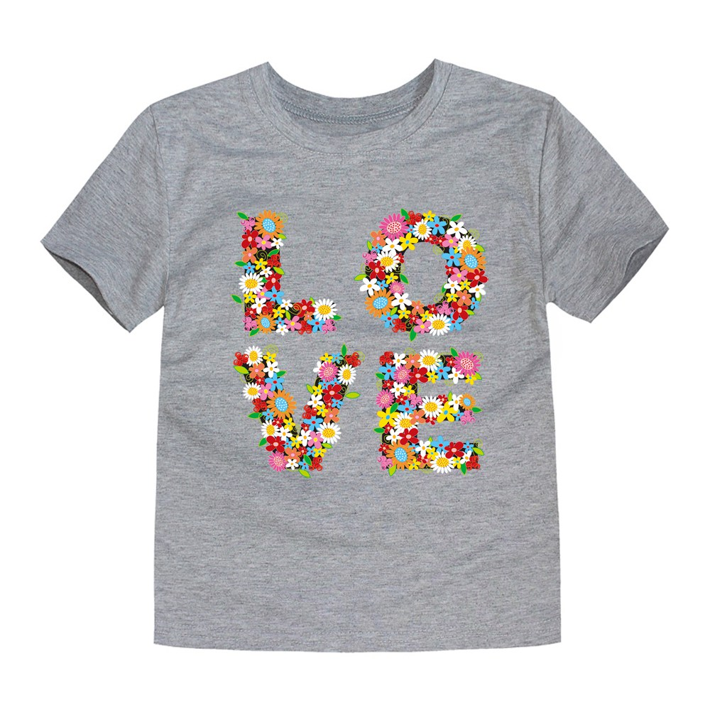 HTB1vVxMSFXXXXbwapXXq6xXFXXXT - SMHONG 2017 Baby Girls Flower T-shirt Summer Clothing for Girl Kids Tees Children Short Sleeve T shirt 100% cotton Top quality