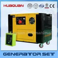 Factory Sale Alternator 220v Small Diesel Electric Generator 10kva
