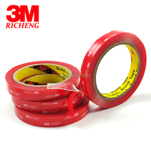 1Roll 12MMx3M Meters Clear 3M VHB 4910 Heavy Duty Double Sided Adhesive Acrylic Foam Free Shipping