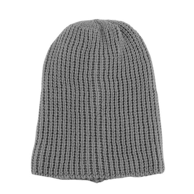 Unisex winter beanie hat