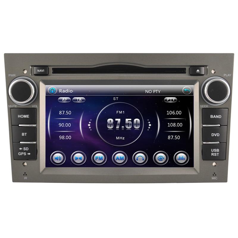 Reproductor de DVD para automóvil negro, unidad navi autoradio para - Electrónica del Automóvil - foto 4