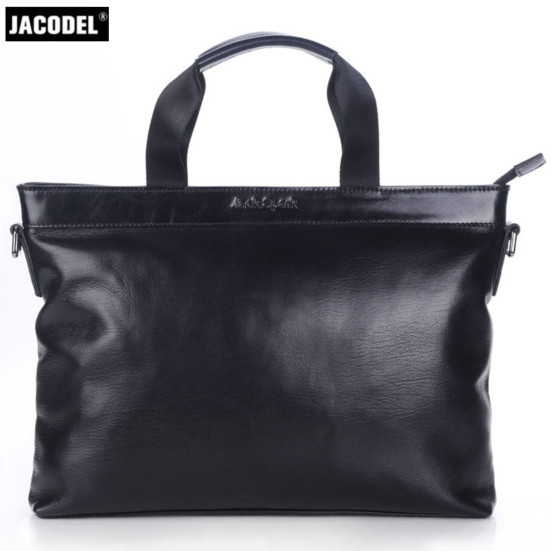 Jacodel Business Women Genuine Leather Laptop Sleeve Bag for Macbook Surface iPad Tablet for Women's handbags shoulder bags Case jacodel women shoulder bag for 14 15 15 6 inch laptop handbag women messenger bags crossbody bags for macbook ipad tablet case
