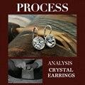 Trendy Women Dangle Earrings Round Earring Accessories pendientes mujer moda boucle d'oreille femme pendante 122