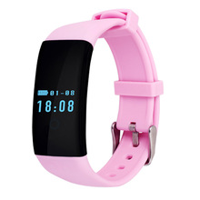 Waterproof Swim Band Health Fitness Track Smart Bracelet Heart Rate Monitor Smartband Wristband for Iphone Android Smartphone