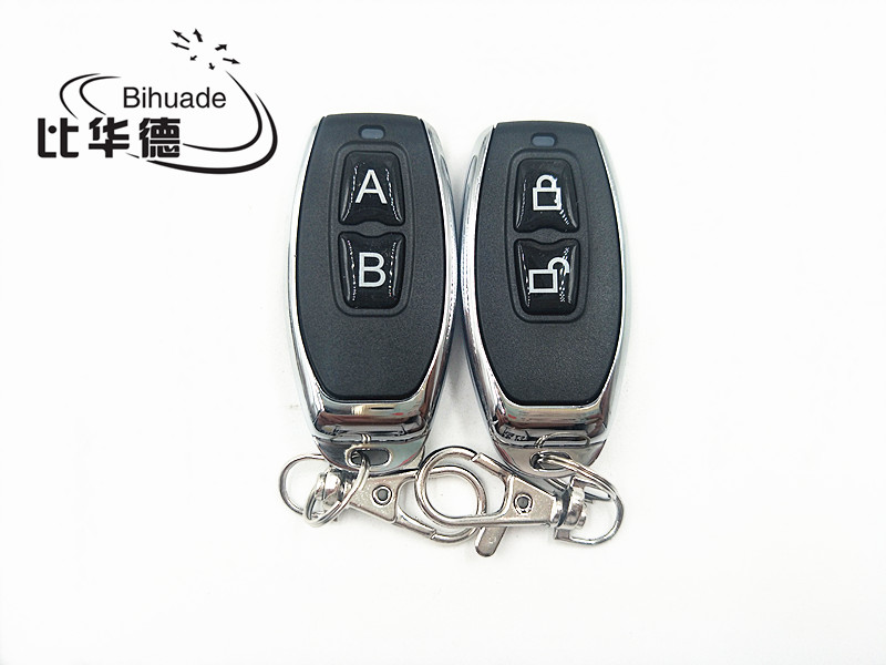 Hot Sale 315 Mhz Rf Remote Control Learning Code 1527 Ev1527 For