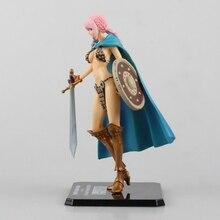 One Piece Rebecca PVC Action Figure Model 16cm