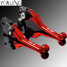Pivot Foldable Lever Brakes Clutch Levers FOR HONDA CRF250R CRF450R CRF250X CRF450X CRF230F CRF150F CRF250L CRF250M CRF450RX