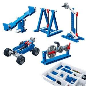 Image 5 - Banbao moc 6918電源機レバレッジテクニック実験レンガ教育モデルのビルディングブロックのおもちゃ子供キッズギフト