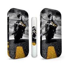 Водонепроницаемый OEM и заводская цена и по индивидуальному заказу для электронная сигарета iqos наклейки для тела