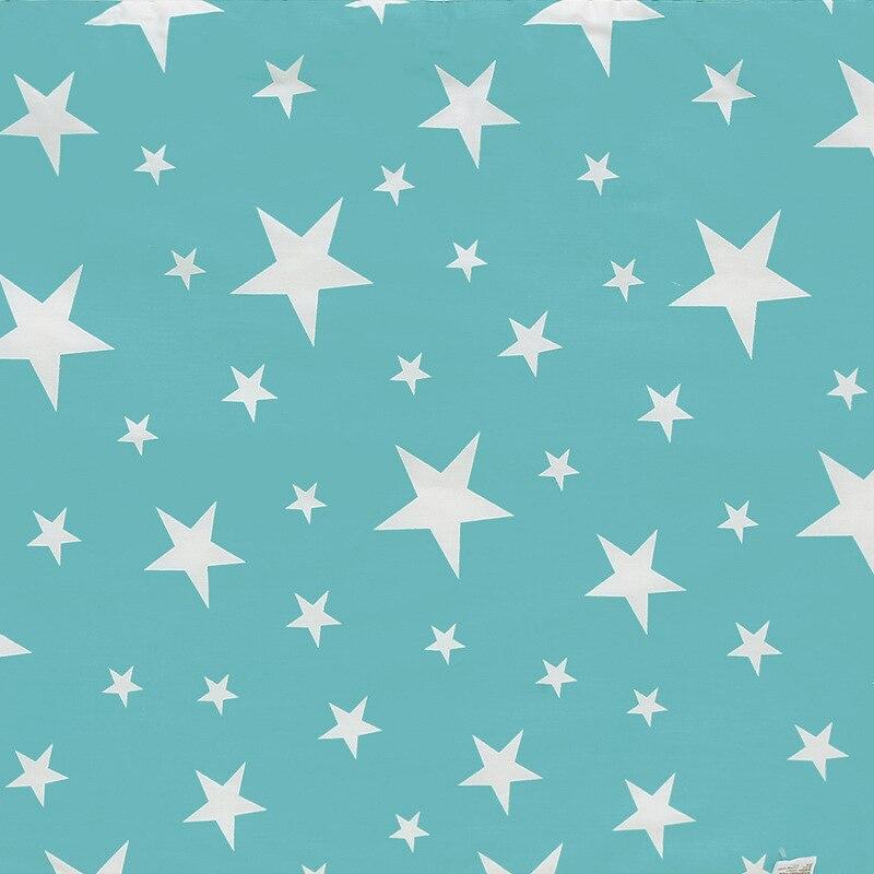 Детский водонепроницаемый матрас, мультяшная простыня, пеленка для ребенка, пеленальный коврик, хлопок, экологическая Пеленка, пеленка, пеленка для младенцев - Color: Silver