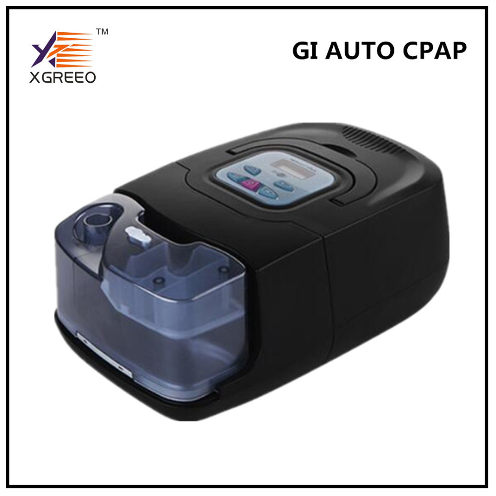 BMC XGREEO GI Auto CPAP Machine with Humidifier + Nask Mask + Carrying Case for Snoring(OSA) Patient y s park зажимы 95 мм алюминиевые clip l черные 5 шт page 4