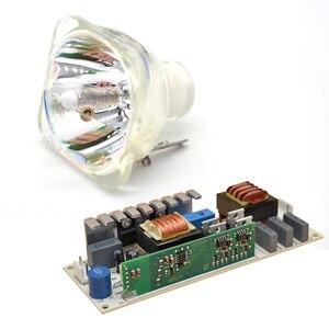 Image 5 - 2R Lamp Metaalhalogenidelamp Moving Beam Lamp Met 132W Voeding Batterij Ballast